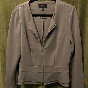 Professional Grey Women's Blazer